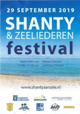 shantyfestival Zandvoort 2019